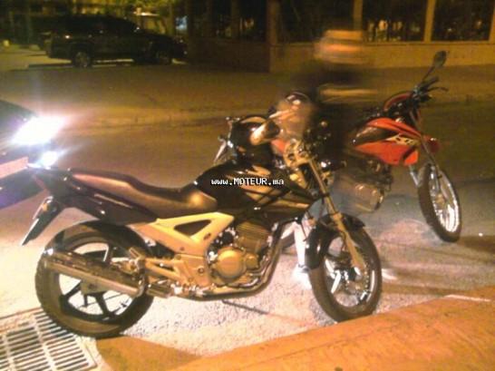 دراجة نارية في المغرب هوندا سبكس 250 cc - 129482