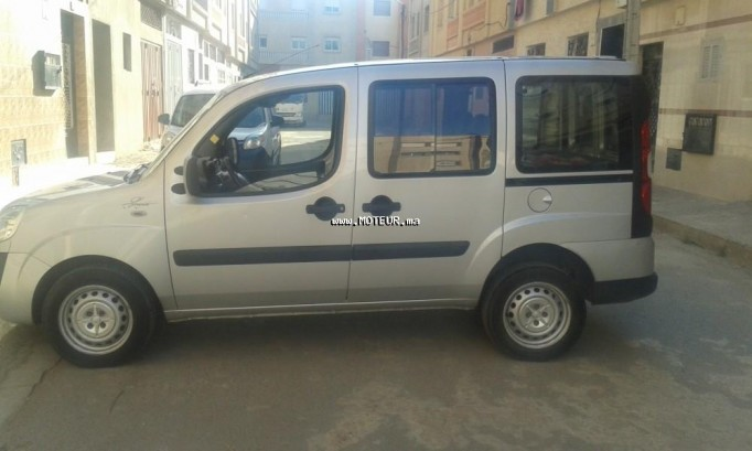 fiat doblo 2013 diesel 95531 occasion casablanca maroc. Black Bedroom Furniture Sets. Home Design Ideas