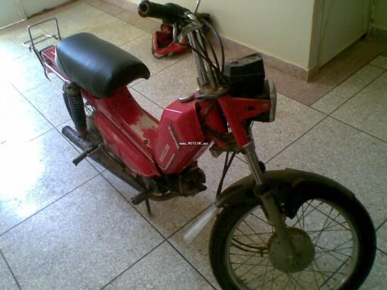 Moto au Maroc DAELIM Ns125 - 124774