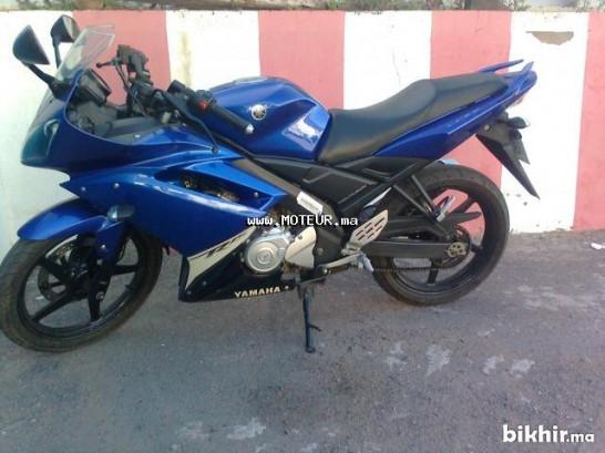 دراجة نارية في المغرب ياماها يزف-ر7 150 r - 127126