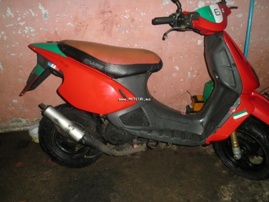 Moto au Maroc MALAGUTI F12 49cc - 133281