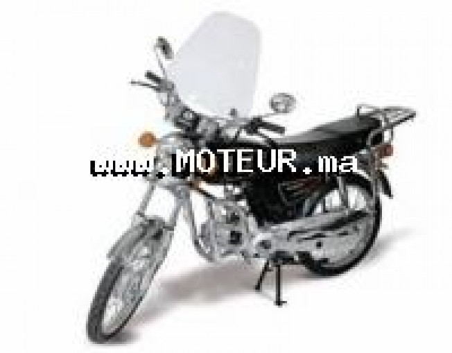 Moto au Maroc DANDY 50 49cc 4 vitase - 123749