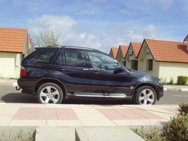 bmw x5 2005 diesel 109068 occasion à rabat maroc