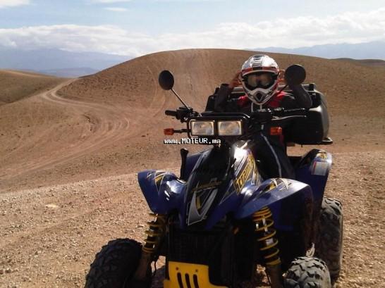 دراجة نارية في المغرب بولاريس سكرامبلير 500 4كس4 500 - 128878