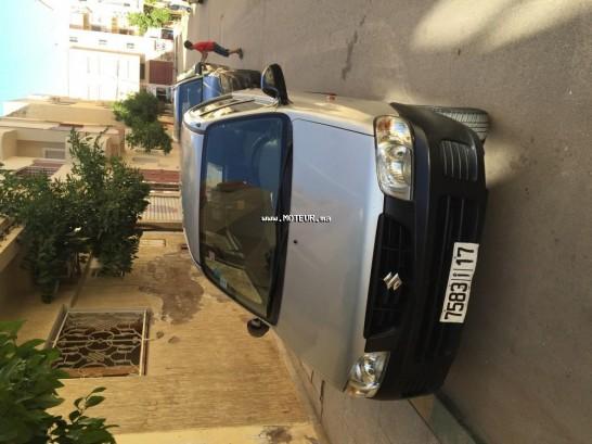 Voiture au Maroc SUZUKI Alto - 100636