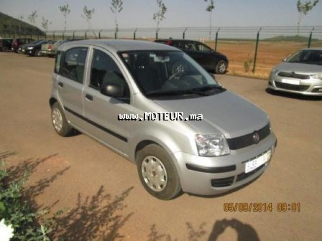 fiat panda 2013 essence 56017 occasion ifrane maroc. Black Bedroom Furniture Sets. Home Design Ideas