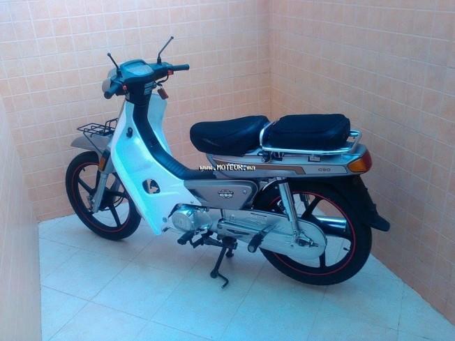 Moto au Maroc DOCKER C90 49 - 134015