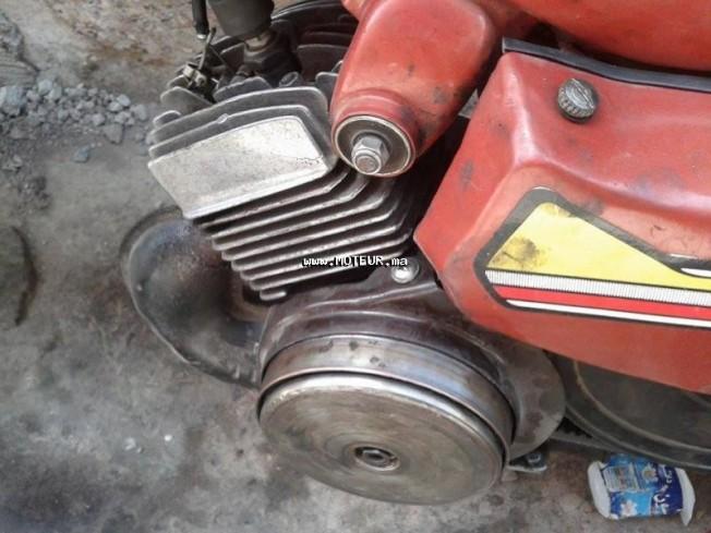 Moto au Maroc MBK Av - 130422
