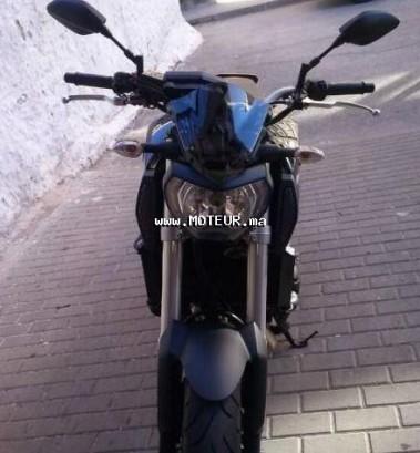 دراجة نارية في المغرب ياماها مت 09 - 130467