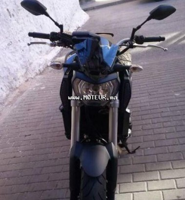 Moto au Maroc YAMAHA Mt 09 - 130467