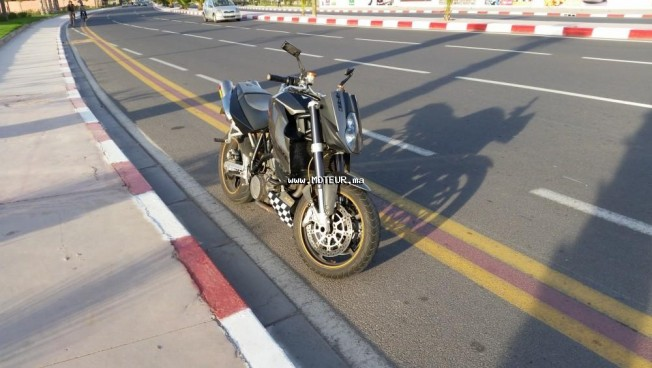 Moto au Maroc KTM 990 super duke - 132162