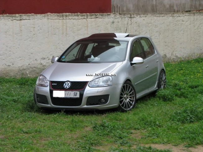 volkswagen golf 5 gti 2 0 2006 diesel 42022 occasion nador maroc. Black Bedroom Furniture Sets. Home Design Ideas