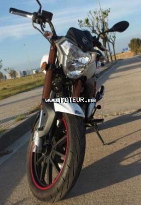 Moto au Maroc KEEWAY Rkv 125 - 130556