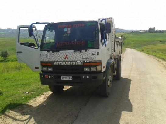 شاحنة في المغرب ميتسوبيتشي فيجهتير 8 - 123165