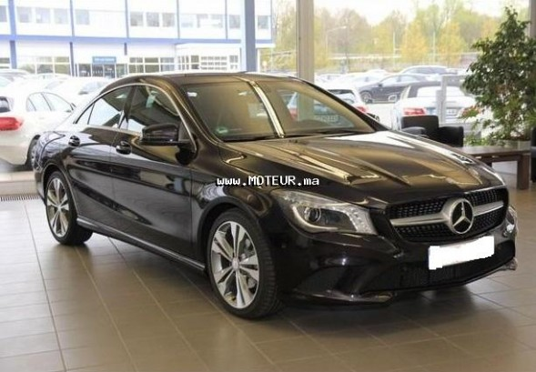 mercedes cla 220 cdi pack sport 2013 diesel 47930 occasion casablanca maroc. Black Bedroom Furniture Sets. Home Design Ideas