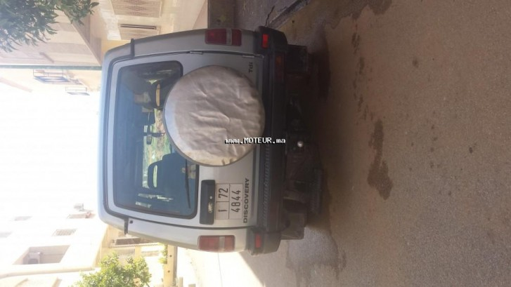 Voiture au Maroc LAND-ROVER Discovery - 95643