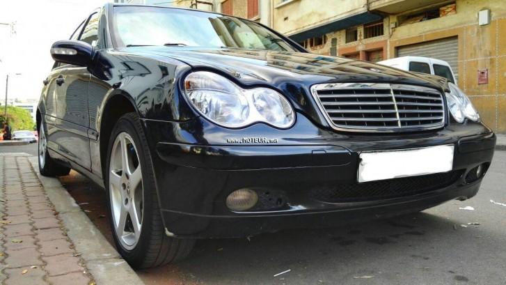 mercedes classe c c220 2003 diesel 116304 occasion casablanca maroc. Black Bedroom Furniture Sets. Home Design Ideas