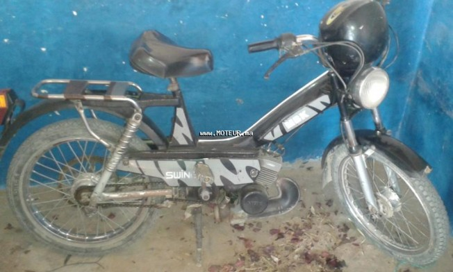 دراجة نارية في المغرب مبك سوينج 125 - 133085