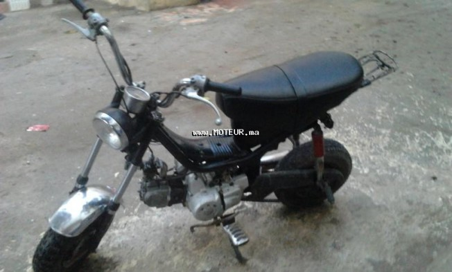 دراجة نارية في المغرب ياماها شابي 1.5 - 129978
