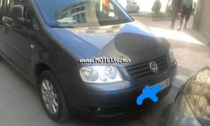volkswagen caddy 2009 diesel 77957 occasion tanger maroc. Black Bedroom Furniture Sets. Home Design Ideas