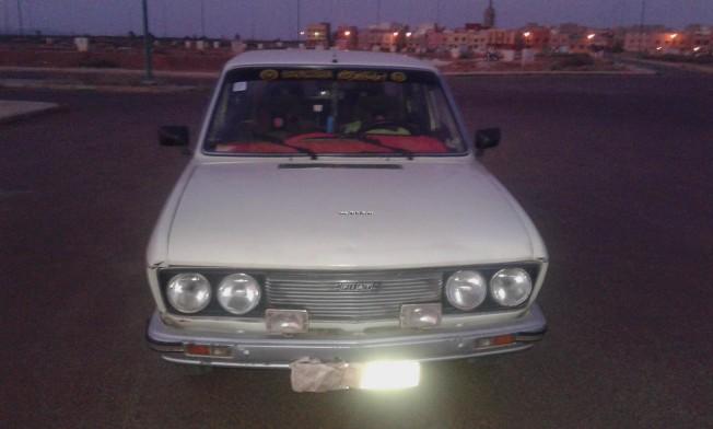 Voiture au Maroc FIAT Regata 1980 - 118662