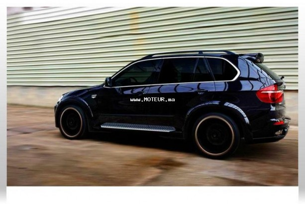 bmw x5 x5m xdrive50i 380cv 2008 essence 47500 vendre casablanca. Black Bedroom Furniture Sets. Home Design Ideas