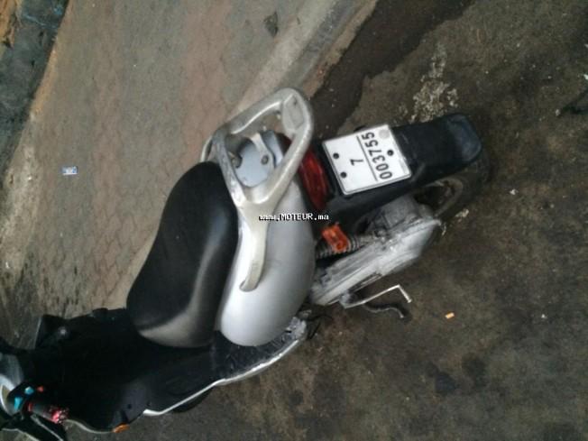 Moto au Maroc KYMCO Caro 100 - 133810