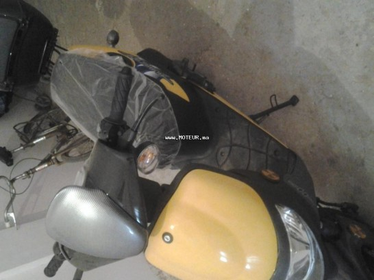 دراجة نارية في المغرب كييواي هوريكاني 50 125 - 132572