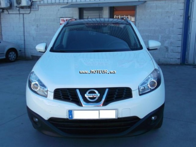 nissan qashqai qashqai 2 2 0 dci acenta 4x2 7 2010 diesel 49825 occasion autre maroc. Black Bedroom Furniture Sets. Home Design Ideas