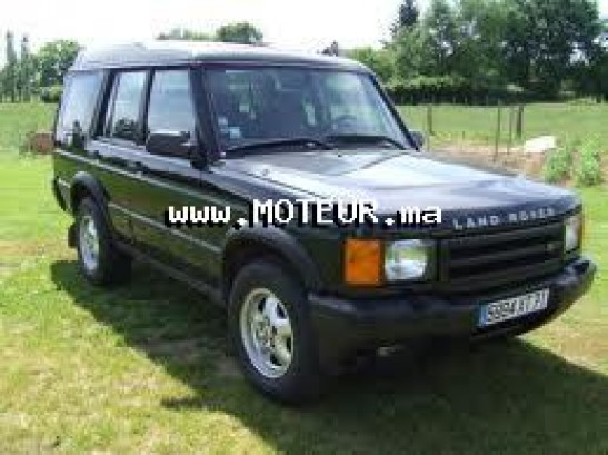 land rover discovery td5 2002 diesel 44890 occasion casablanca maroc. Black Bedroom Furniture Sets. Home Design Ideas
