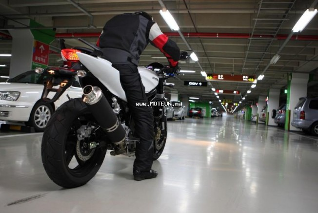 Moto au Maroc HYOSUNG Gt 650 4 temps - 127630