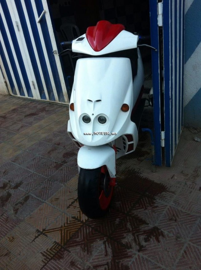 Moto au Maroc MALAGUTI A2 phantom 50 80 r - 133458