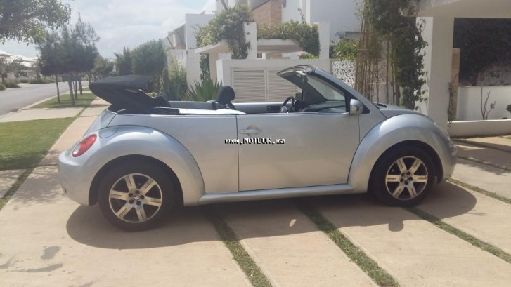 volkswagen new beetle 2006 essence 95016 occasion casablanca maroc. Black Bedroom Furniture Sets. Home Design Ideas