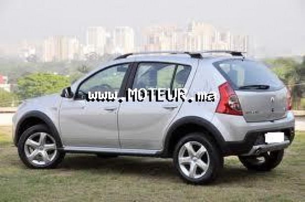 dacia sandero stepway 1 5 dci 2011 diesel 34313 occasion rabat maroc. Black Bedroom Furniture Sets. Home Design Ideas