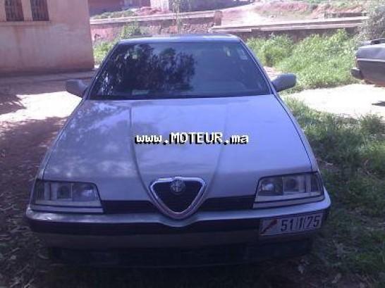 Voiture au Maroc ALFA-ROMEO 164 V6 3.0 - 51857