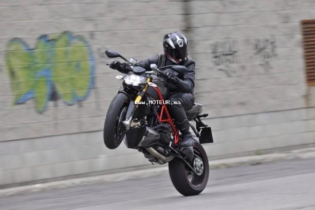 Moto au Maroc DUCATI Streetfighter 848 - 129873