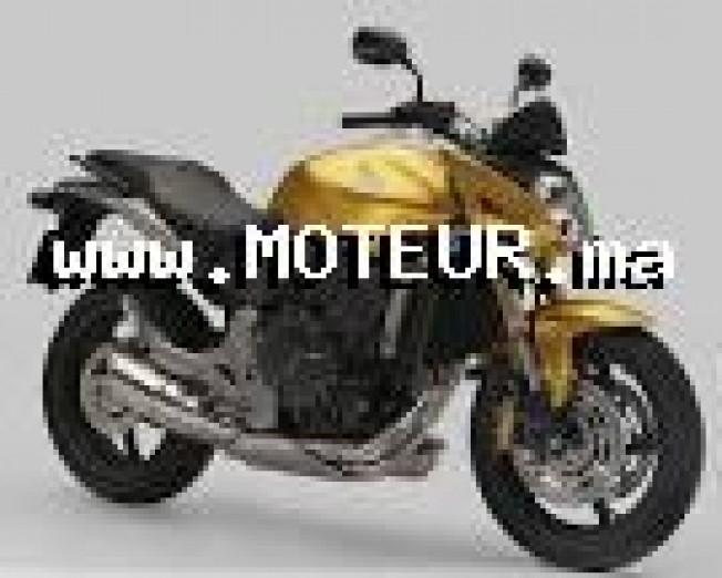 دراجة نارية في المغرب هوندا هرنيت - 128437