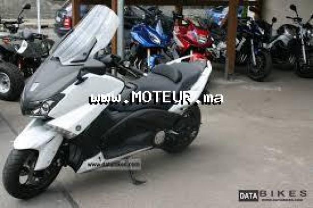 دراجة نارية في المغرب ياماها ت-ماكس 530 abs - 133870