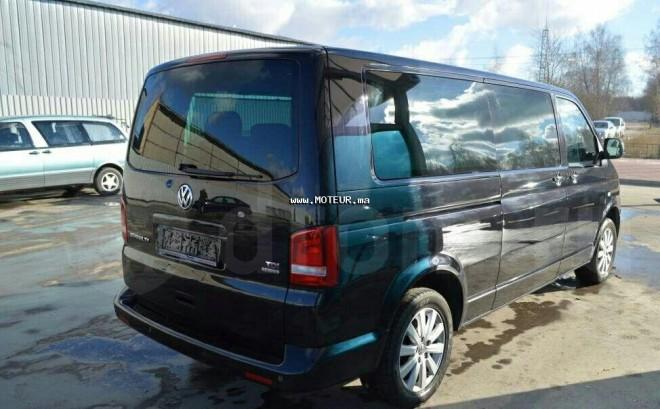 volkswagen multivan 2011 diesel 78775 occasion tanger maroc. Black Bedroom Furniture Sets. Home Design Ideas