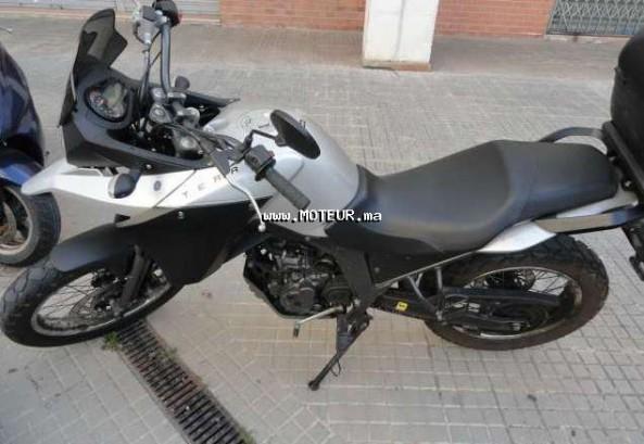 دراجة نارية في المغرب ديربي اوتري Terra 125 - 130609