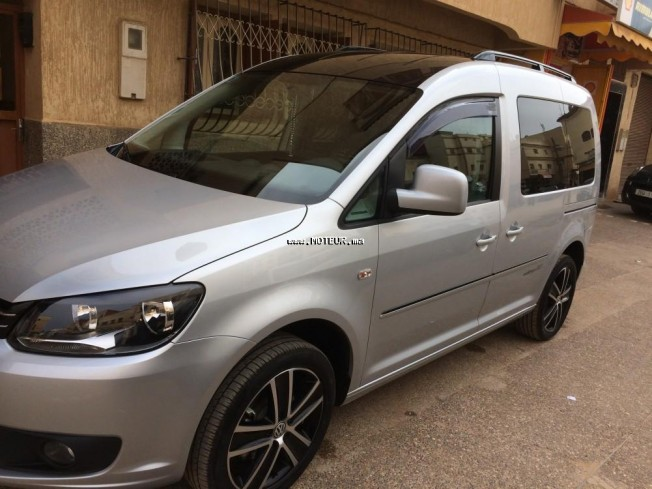volkswagen caddy 2014 diesel 78000 occasion el jadida maroc. Black Bedroom Furniture Sets. Home Design Ideas