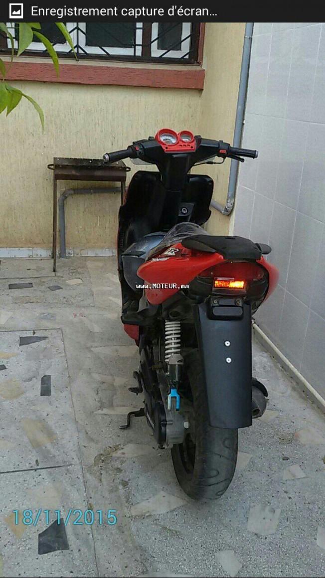 Moto au Maroc YAMAHA Aerox - 133692