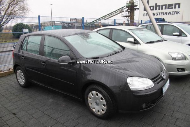 volkswagen golf 5 2 0 tdi 140 2007 diesel 18762 occasion casablanca maroc. Black Bedroom Furniture Sets. Home Design Ideas
