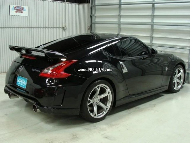 nissan 370z nismo 2010 essence 36139 occasion marrakech maroc. Black Bedroom Furniture Sets. Home Design Ideas