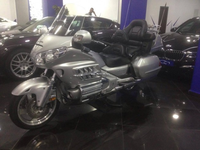 Moto au Maroc HONDA Gl 1800 gold wing 1000 - 134008