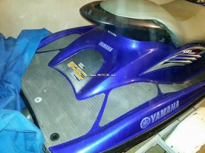 Moto au Maroc YAMAHA Active Gp 1300r - 133012