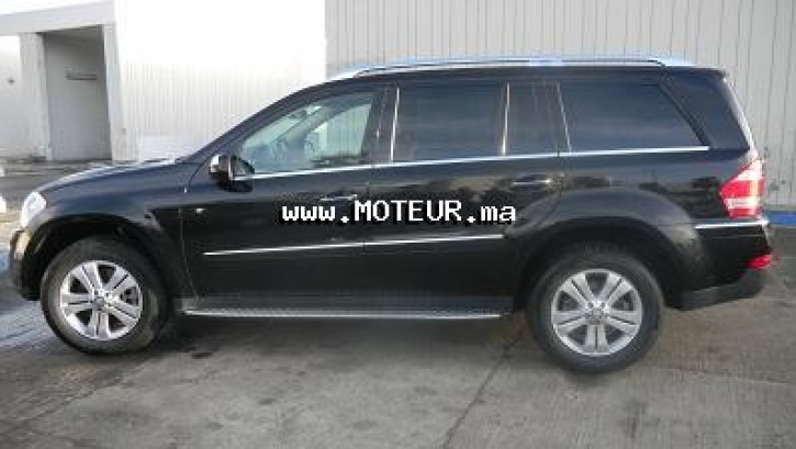 mercedes gl 320 4matic 2010 diesel 19580 occasion casablanca maroc. Black Bedroom Furniture Sets. Home Design Ideas