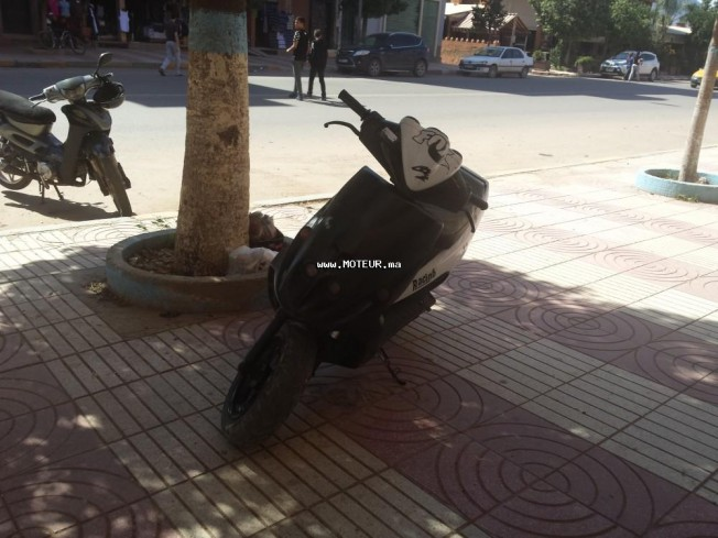 Moto au Maroc MALAGUTI F12 Italy - 131939