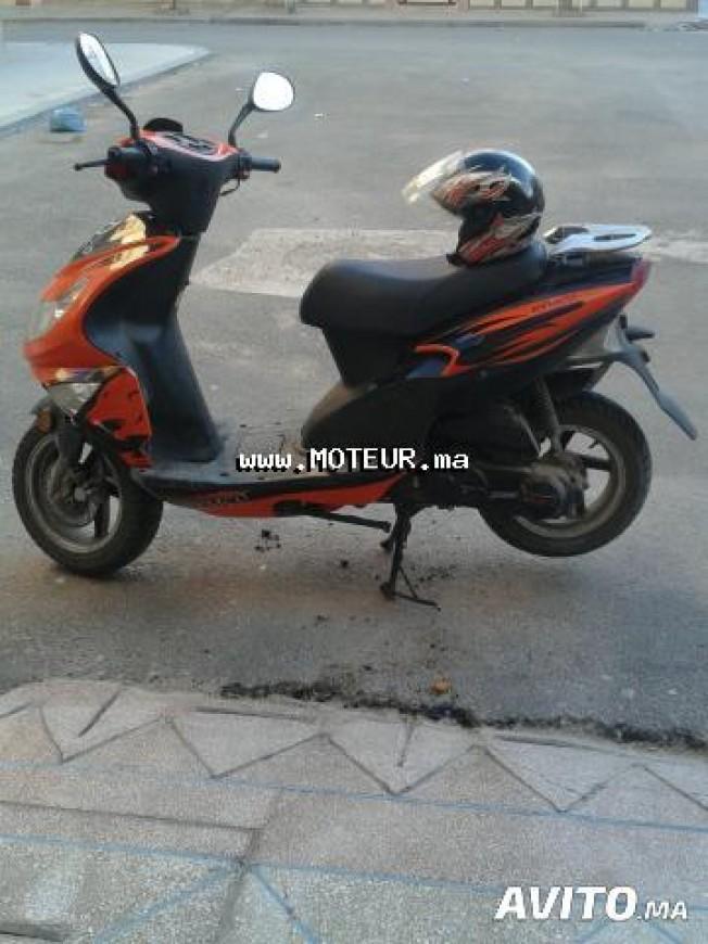 Moto au Maroc RYMCO Rocky - 132347