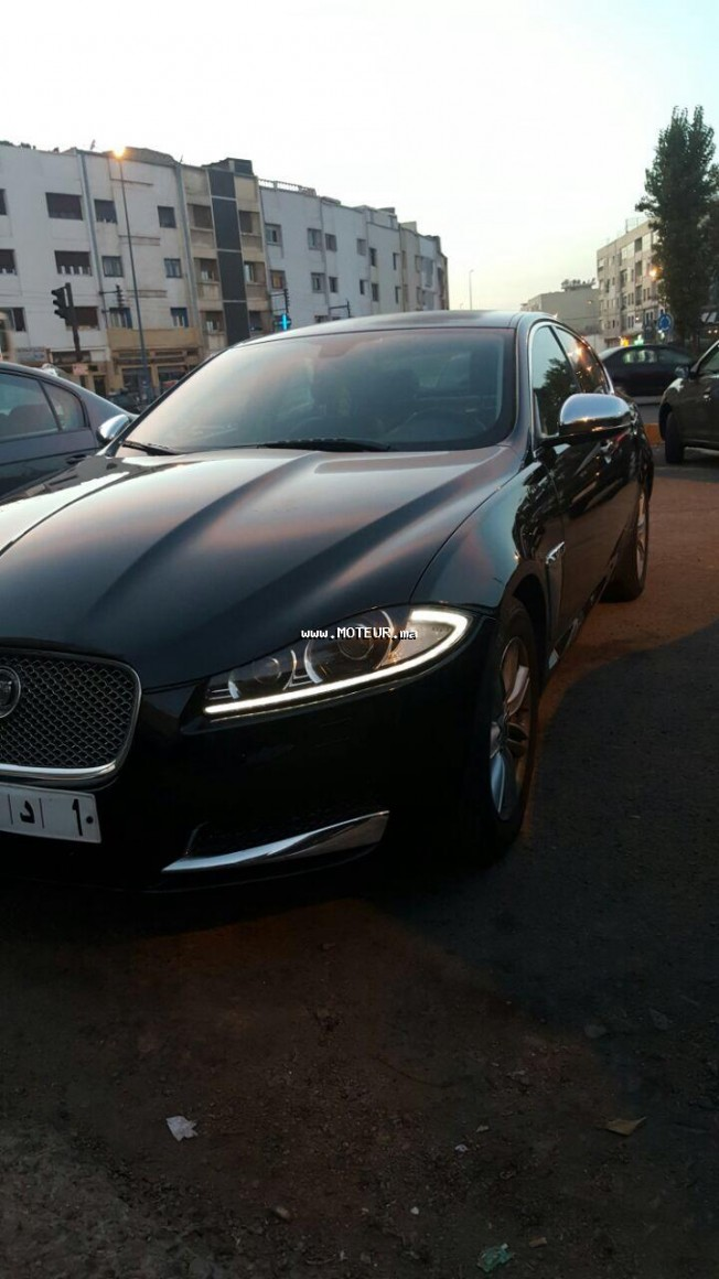 jaguar xf 4 2012 diesel 116471 occasion casablanca maroc. Black Bedroom Furniture Sets. Home Design Ideas